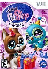 Littlest Pet Shop: Friends (Nintendo Wii, 2009)