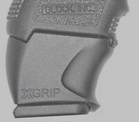 X-Grip Adapter For Glock 17/22/31 Magazine in 26/27/33 9mm/40/357 (26-27)