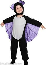 SOLDE Mignon tout-petit chauve-souris déguisement halloween costume complet