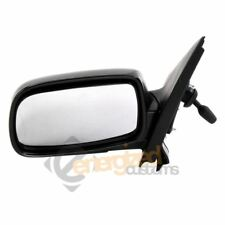 Toyota Yaris 1999-5/2003 Cable Wing Door Mirror Black Cover Passenger Side N/S