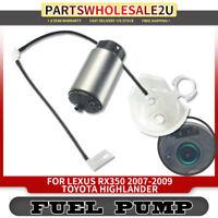 Electric Fuel Pump W/ Strainer for Lexus RX350 2007 2008 2009 Highlander 3.5L