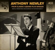 ANTHONY NEWLEY - 4 CLASSIC ALBUMS PLUS  4 CD NEUF