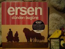 ERSEN Dünden Bugüne LP/1977 Turkey/Turkish Rock/Psych/Erkin Koray/Dunden Bugune