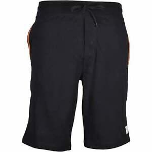 Paul Smith Artist Stripe Jersey Men's Lounge Shorts, Black