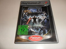 PlayStation 2  PS 2  Star Wars - The Force Unleashed