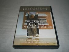 Joel Osteen Trusting God in Every Situation Religious CD; 2 CDs included