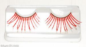 Eyelashes Assorted Multi Color & Length Fun Sexy Costume Eyelashes