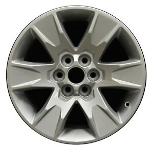 "17"" GMC Canyon 2015 2016 2017 2018 Factory OEM Rim Wheel 5693 Silver"