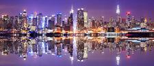 """Infrarotheizung Elegance - Glas rahmenlos mit Bild, 900 Watt, Motiv """"Manhattan"""""""