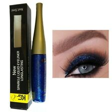 KG SPARKLE WATERPROOF GLITTER LONGLASTING LIQUID EYELINER 08 DARK BLUE 5ML