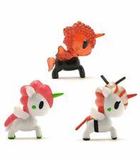 Tokidoki SUSHICORNO UNICORNO VINYL ART FIGURES (3-Pack) sushi unicorn pop toy