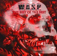 The Best of the Best: 1984-2000, Vol. 1 [PA] by W.A.S.P. (cd, 2000, metal, used)