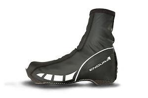 Luminite Waterproof Cycling Booties / Shoe Covers by Endura