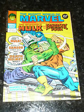 Mighty World of MARVEL Starring the INCREDIBLE HULK - No 311 - Date 13/09/1978