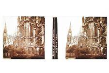 Rouen France Plaque de verre stereo Positif