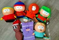 BUNDLE South Park Stuffed Toy Plush 2020 NEW Doll Big 5-10 Official Toy Factory