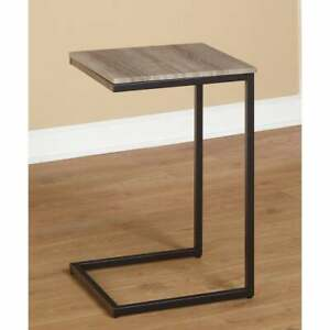 C table Laptop Side Breakfast Couch table Industrial furniture Housewarming Gift