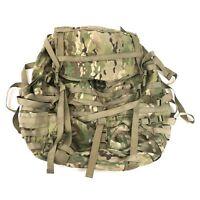 USGI Large Combat Rucksack Bag, US Army MOLLE Ruck Backpack, Multicam, NO FRAME