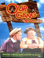 The Our Gang Story ,DVD,NEW! FREE SHIP 20 YEARS LITTLE RASCALS SPANKY,CHILDRENS