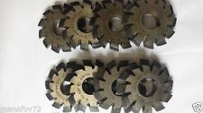Walzenfräser für die Metallbearbeitung
