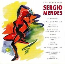 Sergio Mendes .. The Essential 16 Hits .. Mas Que Nada .. Oldies BRAND NEW   #N5