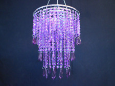 LED Crystal Ceiling Light Modern Pendant Lamp Lighting Dining Room Chandelier