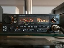 Kenwood TM-721 doble banda 2m, Yaesu/Icom/Transceptor. cada 35w banda con Duplexor