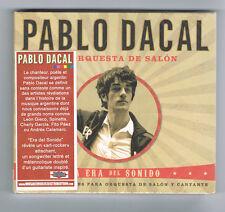 PABLO DACAL - LA ERA DEL SONIDO - ARGENTINE - 12 TITRES - CD NEUF NEW NEU