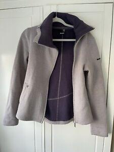 Ladies Bench Wool / Fleece Zip Up Jacket