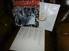 """Jimmy Cliff, Give the People What They Want, REGGAE, WEA K 99160 LP, 12"""" 1981"""