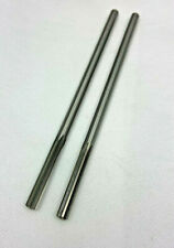 New Listing2 Pcs Toolmakers Machinists 1164 M2 High Speed Steel Fractional Chucking Reamer