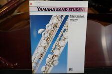 Yamaha Band Student Flute Book 3