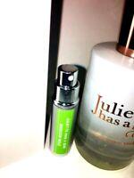 Juliette Has A Gun Moscow Mule 6ML SAMPLE SIZE Luxury Case Travel Spray