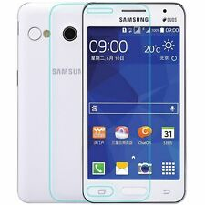 2 X Samsung Galaxy Core 2 Screen Protector 9H Armor Protection Glass Film