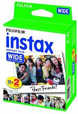 Fujifilm Instax Wide Film Photo Paper