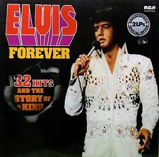 Presley Elvis Forever - 32Hits- PJL2-8024 RCA International - 2 LP`s 1974