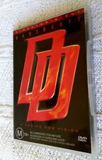 DD DARE DEVIL– DIRECTOR'S CUT- DVD, 2-DISC, REGION-4, LIKE NEW, FREE SHIPPING