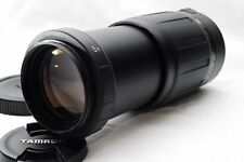 Exc++ Tamron 100-300MM F5-6.3 TELEMACRO for Canon AF mount  from japan No.112
