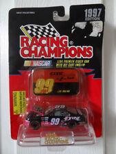 1997 Racing Champions 1/64 PREMIER STOCK CAR with DIECAST EMBLEM