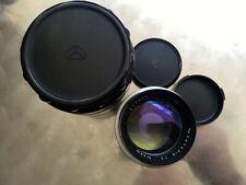 Sehr schönes Jupiter 9 lens 85mm 8,5cm F2.0 Contax - Zenit - Box & caps