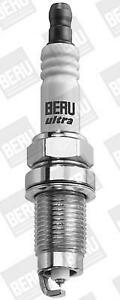BERU ULTRA Spark Plug Z200 fits Volkswagen Polo 1.4 (9N) 55kw