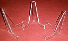 ^50 Ultra Pro Card Stands Display Pictures / Photos / Sportscards Stand Easel
