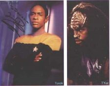 Tim Russ - Actor - Signed Picture - COA (2966)