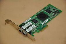 DELL Qlogic QLE2462-DELL Dual Channel 4GB FC PCI-E HBA Card DP/N 0DH226
