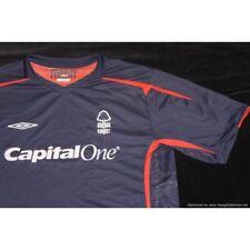 NOTTINGHAM FOREST UMBRO 2005-2007 Visitante Fútbol Camisa Grande L