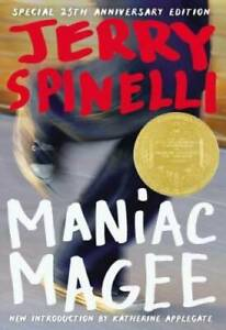 Maniac Magee - Paperback By Spinelli, Jerry - GOOD