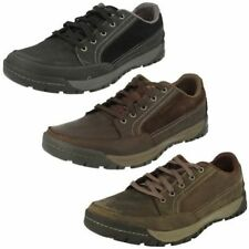 Leather Casual Mixed Shoes for Men