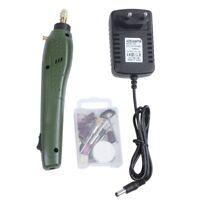 Portable Mini 16000rpm Electrico Grinder Taladro de pulido de perforacion E7Z3