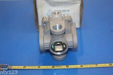 """HDA HEAVY VEHICLE P/N  RKN28510 GR-2 RELAY VALVE 2 PORTS 3/8""""-1/2"""" RES."""