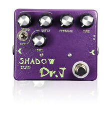 Dr. J D54 Shadow Echo Analog Delay Guitar Pedal w/ True Bypass